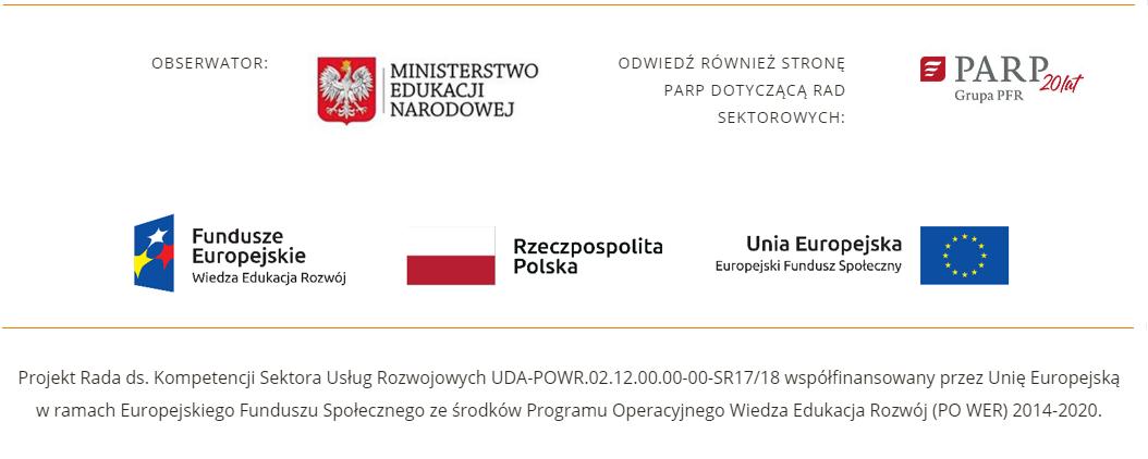 Rada PIFS logotypy